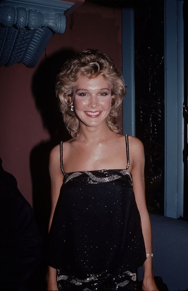 Cynthia Rhodes, Photo by The LIFE Picture Collection via Getty Images, 1990 | Photo: GettyImages