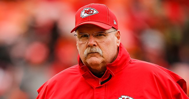 Chiefs Coach Andy Reid Speaks Out after a Girl Is Injured in a Car Accident Involving His Son