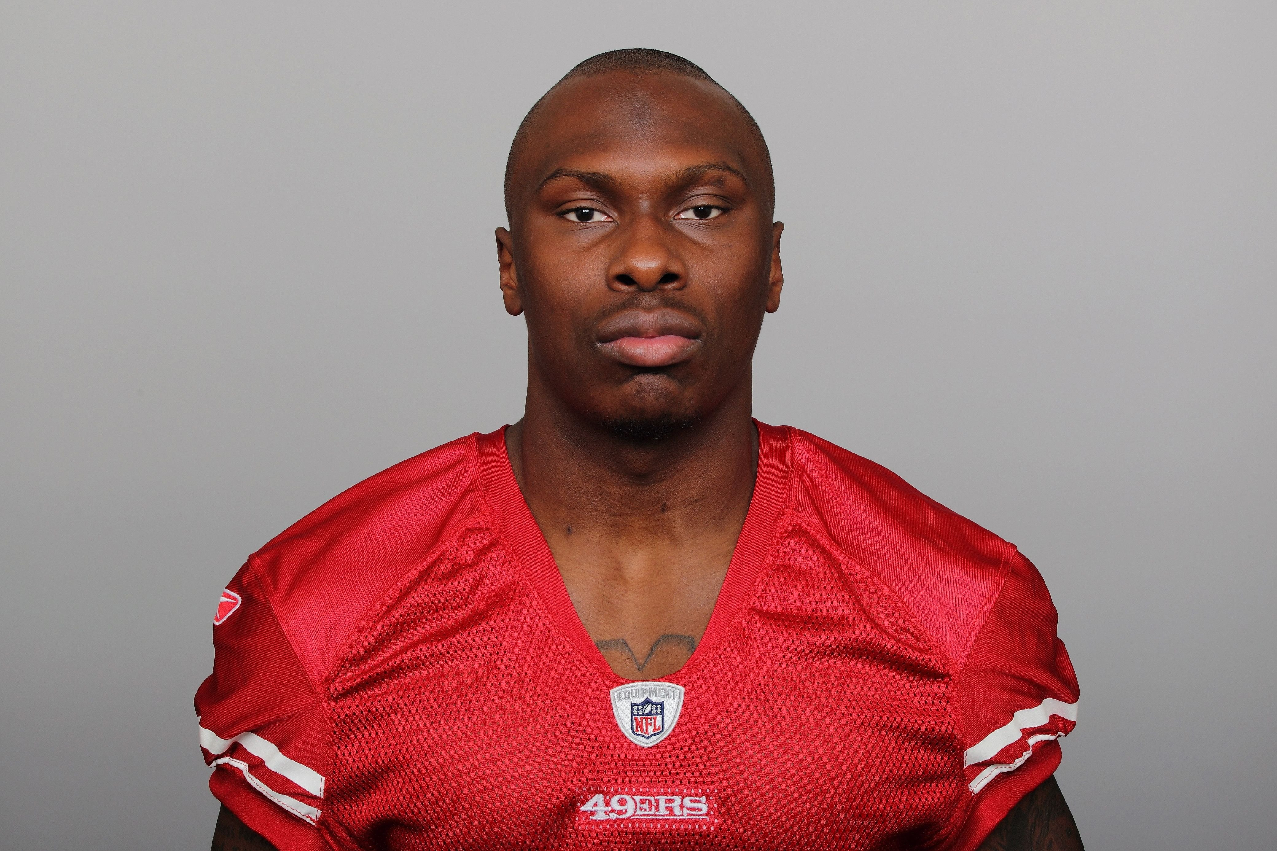 Phillip Adams of the San Francisco 49ers poses for his NFL headshot circa 2011 | Getty Images
