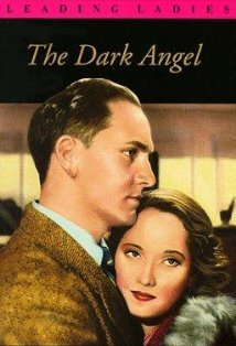 "Poster for ""The Dark Angel"" 1935 