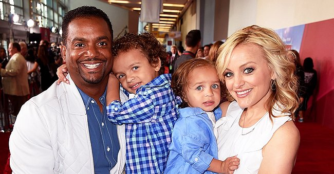 Here's What Alfonso and Angela Ribeiro Had to Say about Their Summertime Family RV Trip – Fan Questions Answered