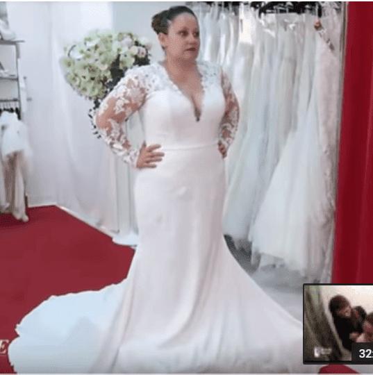 Cadre de La robe de ma vie, l'émission du 25 février 2019 | Photo: Youtube/Willie Crist