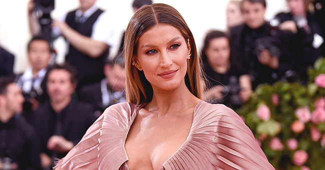 Gisele Bündchen Reveals How She's Surviving the New England Cold in Photo with Husband Tom Brady