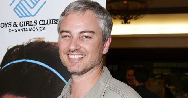 Kerr Smith of 'Dawson's Creek' Says His On-Screen Kiss with Adam Kaufman Was Scary