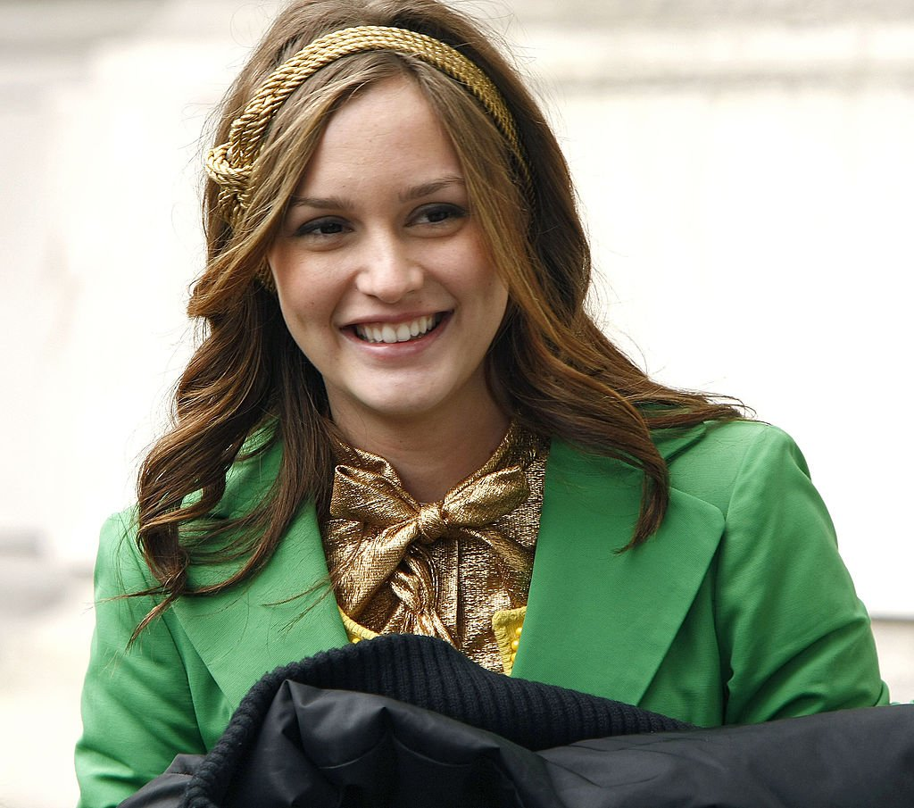 L'actrice Leighton Meester. | Photo : Getty Images
