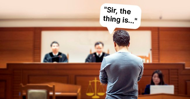 Daily Joke: Man in the Courtroom Explains Why He Changed His Testimony after the Accident