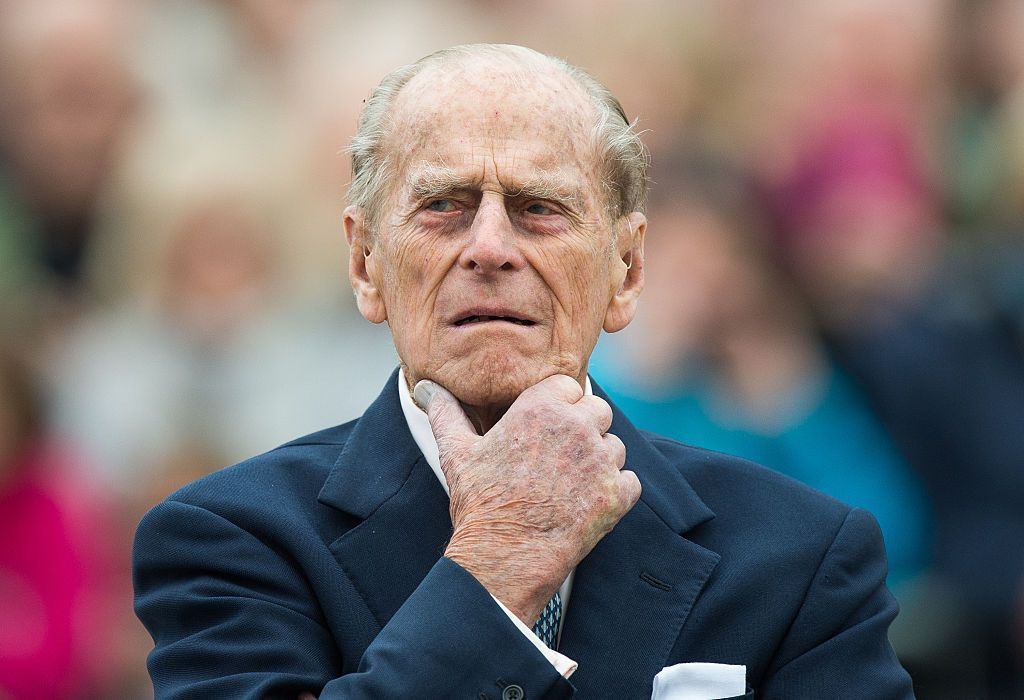 Le prince Philip | Photo : Getty Images