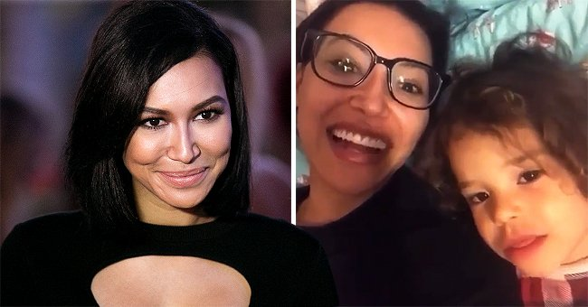 Watch Naya Rivera Sing with Her Son Josey in a Video Posted by Her Friend Adam Shankman