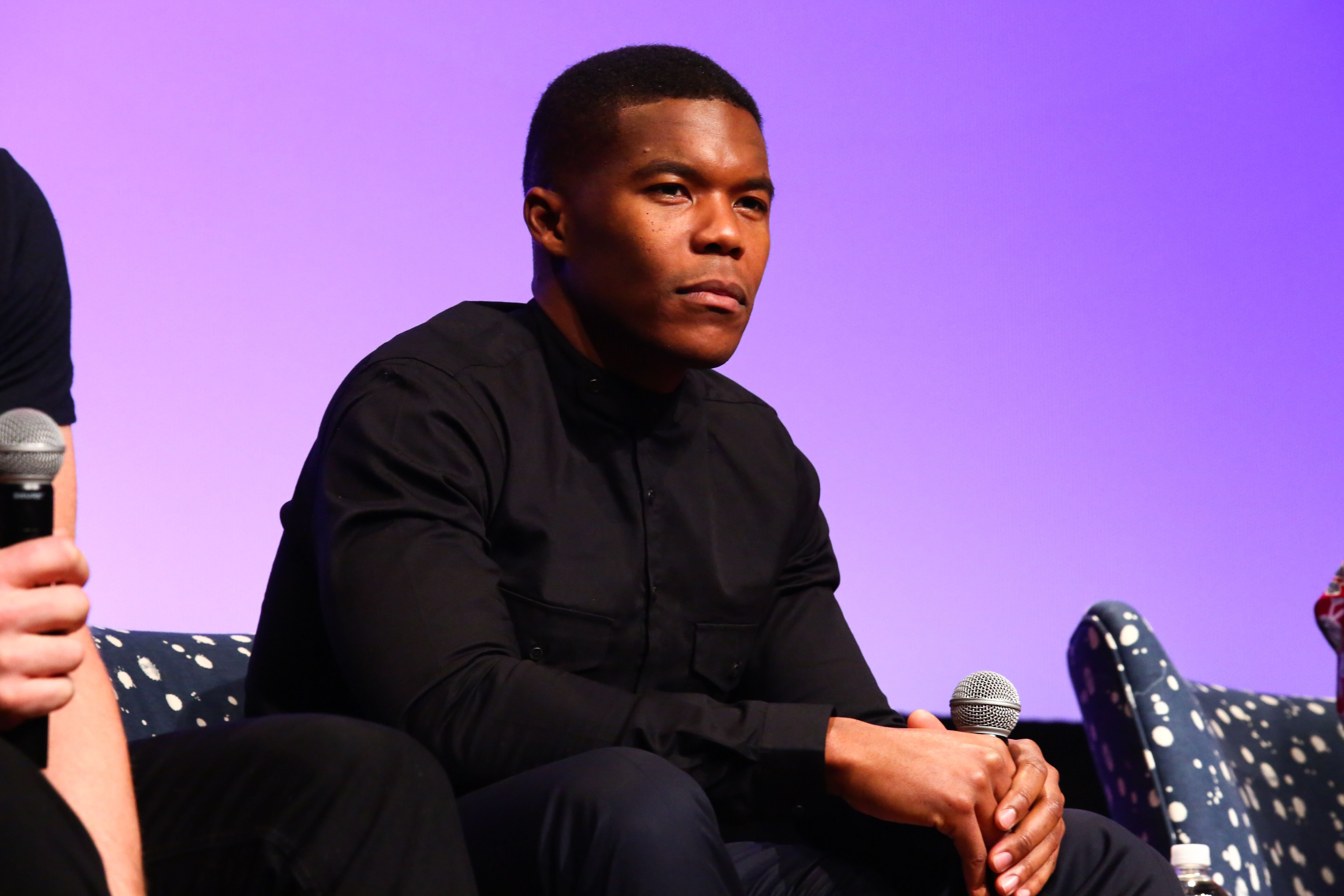 Gaius Charles attends a Q&A for 'Taken' on Day Three of the aTVfest 2017 at SCADshow on February 4, 2017 in Atlanta, Georgia. | Photo: Getty Images