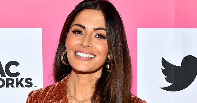 'Sex/Life' Star Sarah Shahi Stuns in White Crop Top in New Instagram Post