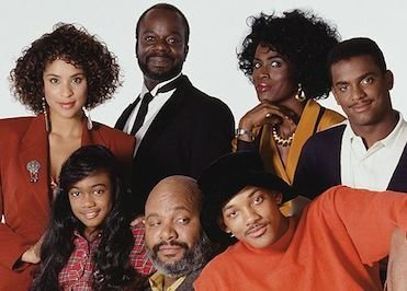 The cast of The Fresh Prince of Bel-Air. | Photo: Wikimedia Commons Images
