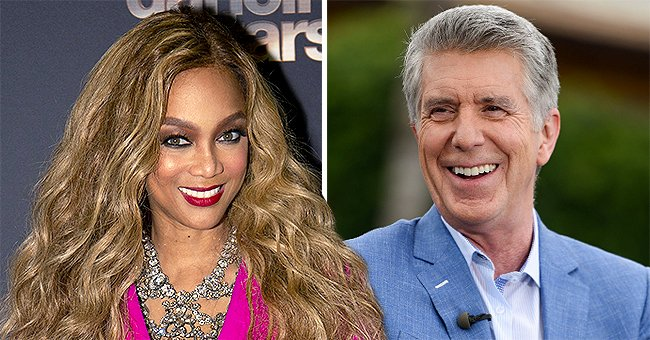 Tyra Banks Praises Ex-host of DWTS Tom Bergeron as She Talks about Her New Role on the Show