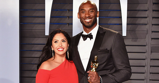 Kobe Bryant's Wife Vanessa Shares Sweet Video of Husband Doting on Their Cute Daughter Capri