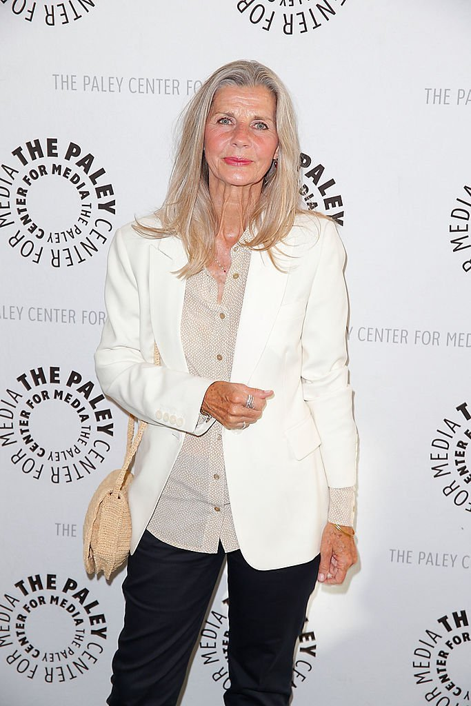"Jan Smithers arrives at The Paley Center For Media Hosts ""Baby, If You've Ever Wondered: A WKRP In Cincinnati Reunion"" at The Paley Center for Media on June 4, 2014 