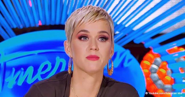 Junges Mädchen entmutigt Richter, aber ihre Stimme gibt Katy Perry 'Gänsehaut'