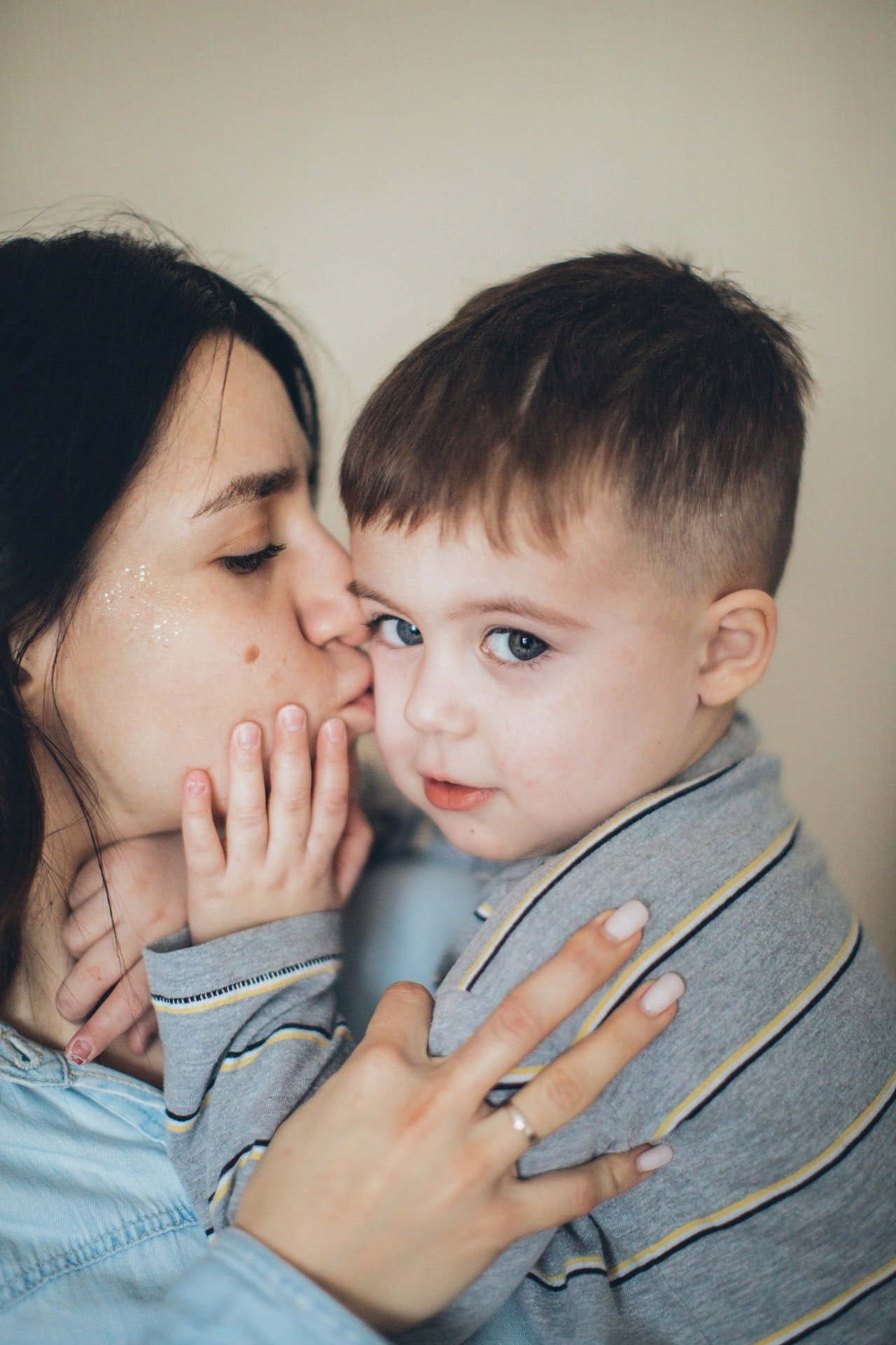 I got my three kids back and moved on with my life.   Source: Pexels