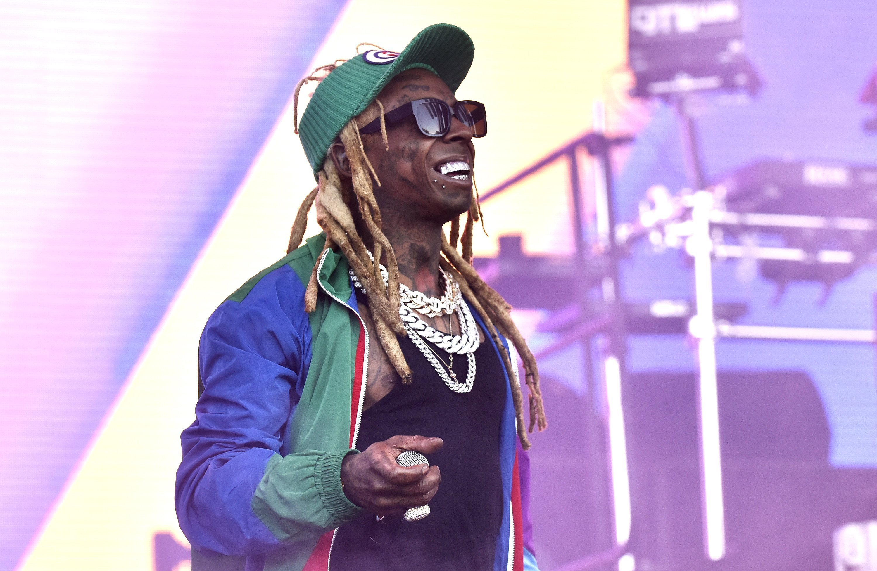 Lil Wayne performs during the 2019 Outside Lands music festival at Golden Gate Park on August 9, 2019 |Photo: Getty Images