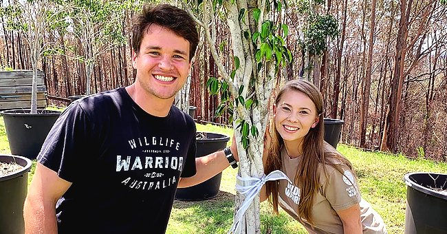 Bindi Irwin of 'Crikey! It's the Irwins' Thanks Russell Crowe for His Sweet Wedding Gift