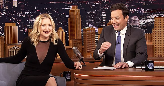 Kate Hudson Reveals She Had Crush on Jimmy Fallon While Shooting 2000 Film 'Almost Famous'