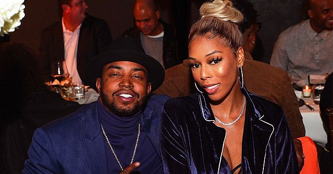 Check Out Lil Scrappy's Wife Bambi's New Pink Hairstyle Which Surprised Fans (Photo)