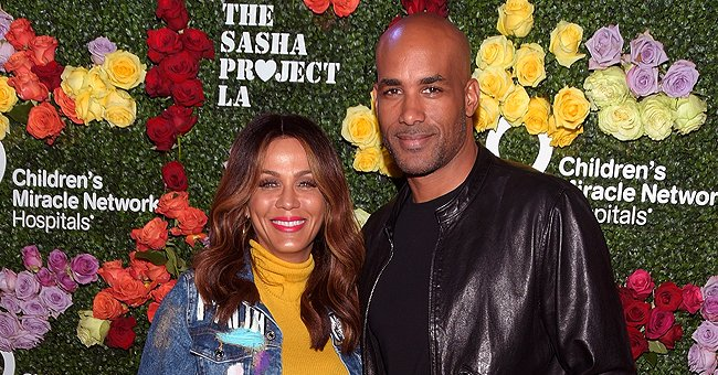 Boris Kodjoe's Wife of 14 Years Nicole Ari Parker Flaunts Curves in Belted Minidress in Photo Taken by Husband