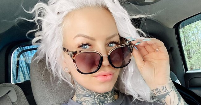 See Dog the Bounty Hunter's Daughter-in-Law Jamie Sporting Darker Hair in a Throwback Pic from 2017