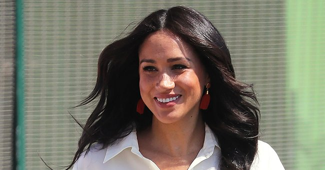 Meghan Markle Celebrates 1st Anniversary of Her Clothing Line 'Smart Works' through Video Call