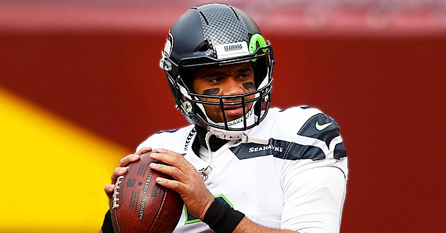 Russell Wilson Proudly Shows off Ciara's Killer Figure as She Dances on a Beach during Sunset