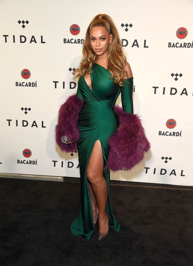 Singer Beyonce attends TIDAL X: Brooklyn at Barclays Center in Brooklyn, NY on 17 October, 2017. |Photo: Getty Images for Tidal/Kevin Mazu