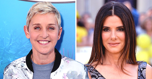 Sandra Bullock and Ellen DeGeneres Sue Websites Illegally Using Their Likeness for Promotion