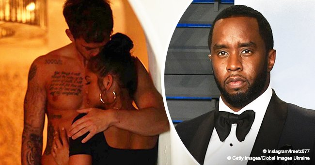 Cassie Gets Steamy with New Man in Pic after Diddy Confessed He Regretted Not Marrying Kim Porter