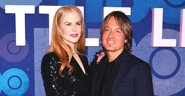 Nicole Kidman Glows Next to Keith Urban at 'Big Little Lies' Premiere