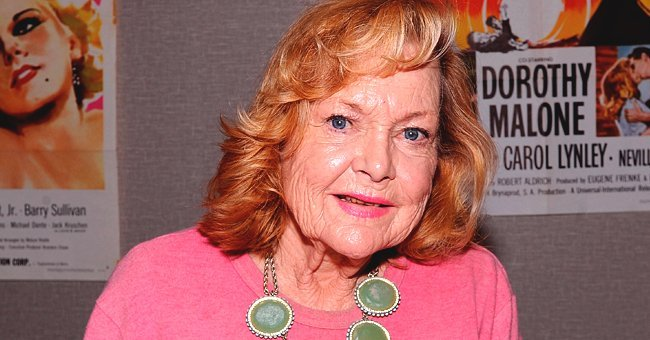 Carol Lynley at the Chiller Theatre Expo Spring 2017 in Parsippany.|Photo: Getty Images.