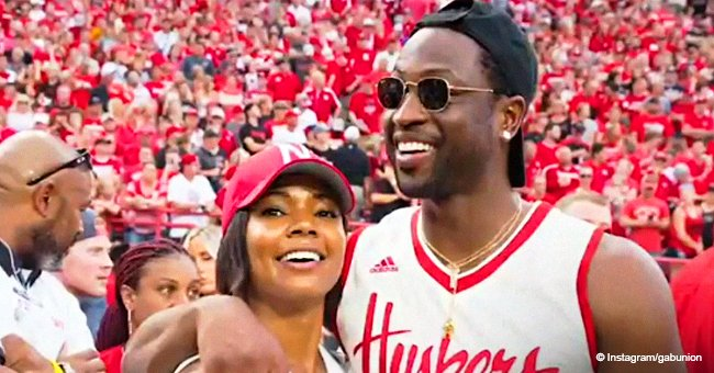 Gabrielle Union shares touching video tribute to husband Dwyane Wade on his 37th birthday