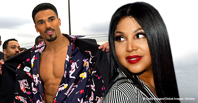 A Look at How Shemar Moore and Toni Braxton Met While Shooting Her Music Video and Then Started Dating