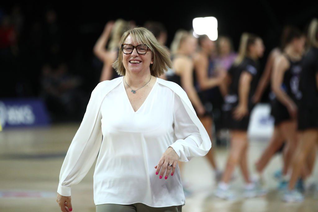 Australia coach Lisa Alexander following the 2019 Constellation Cup match between the New Zealand Silver Ferns and the Australia Diamonds at Spark Arena on October 16, 2019 | Photo: Getty Images
