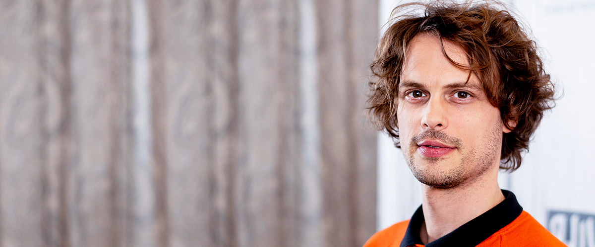 'Criminal Minds' Matthew Gray Gubler Shares a Photo in a Coffin Ahead of Halloween