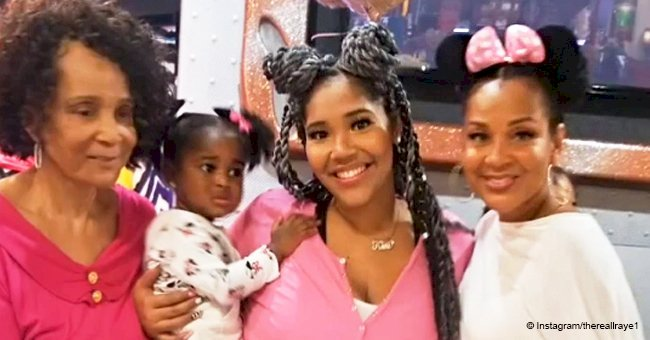 LisaRaye McCoy celebrates grandbaby's 2nd birthday with epic Minnie Mouse themed party in new video