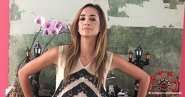 Presentadora Olivia Peralta dedica conmovedoras palabras a su madre que murió hace un mes