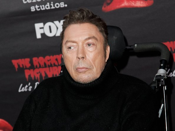 Tim Curry at The Roxy Theatre on October 13, 2016 in West Hollywood, California | Photo: Getty Images
