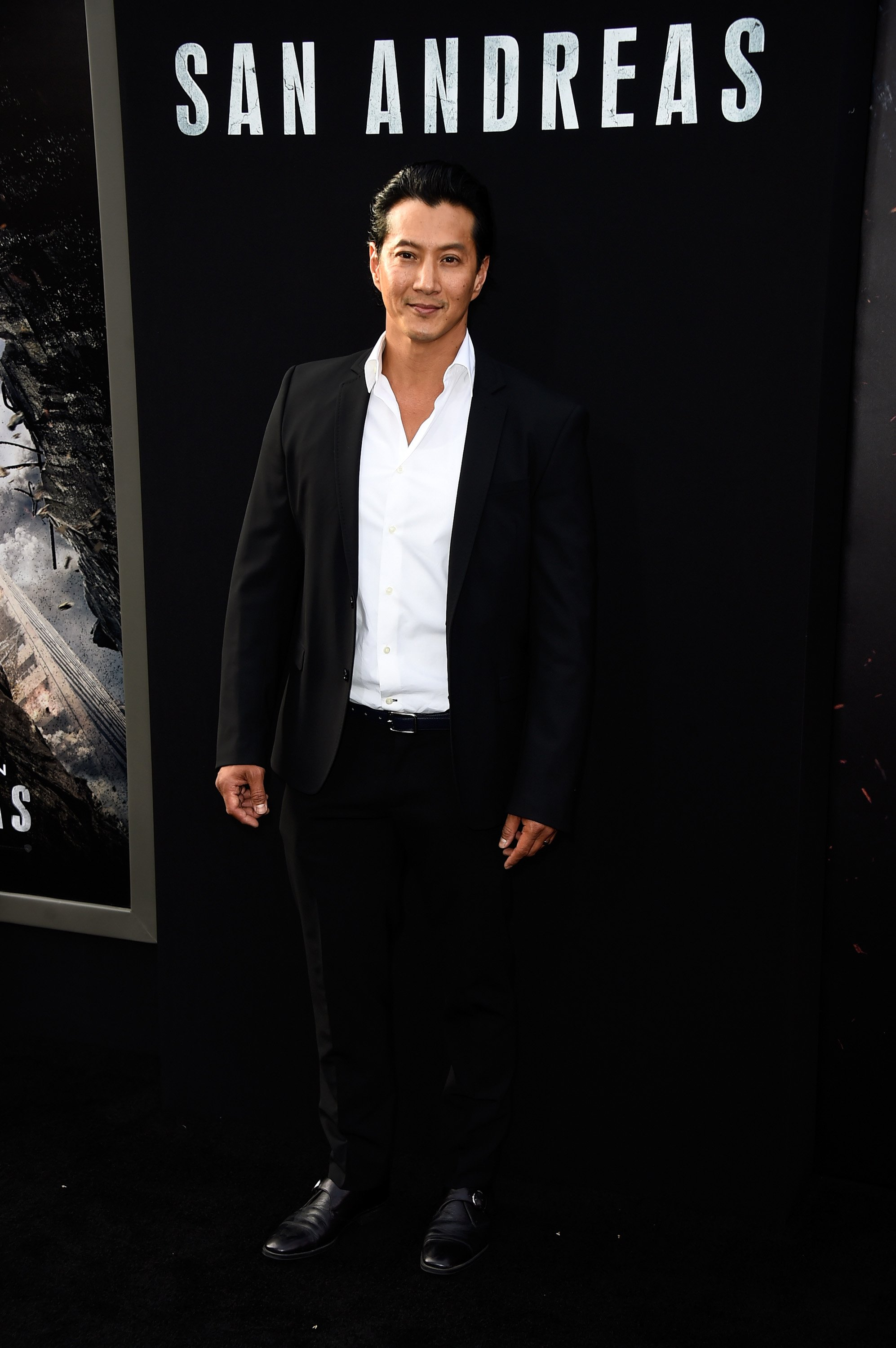 "Will Yun Lee attends the premiere of ""San Andreas"" in 2015 
