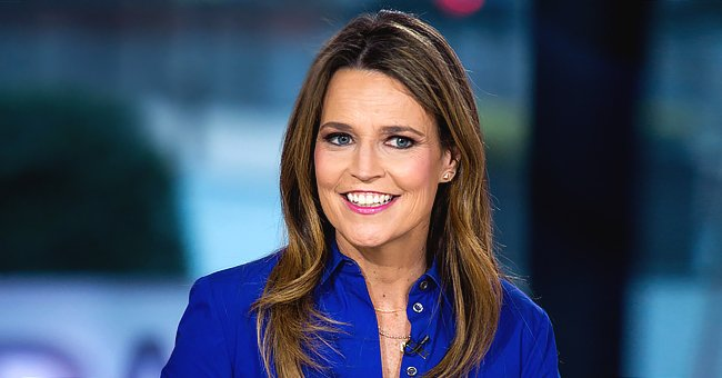 Savannah Guthrie Responds to Critic Who Commented on Her On-Air Hair Amid the COVID-19 Pandemic