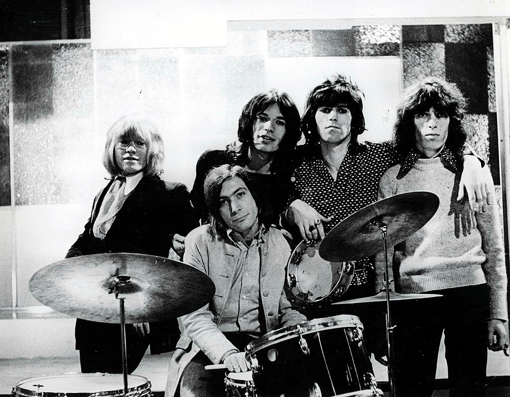 A group photo of 1960's British pop group The Rolling Stones on January 01, 1960 | Photo: Getty Images