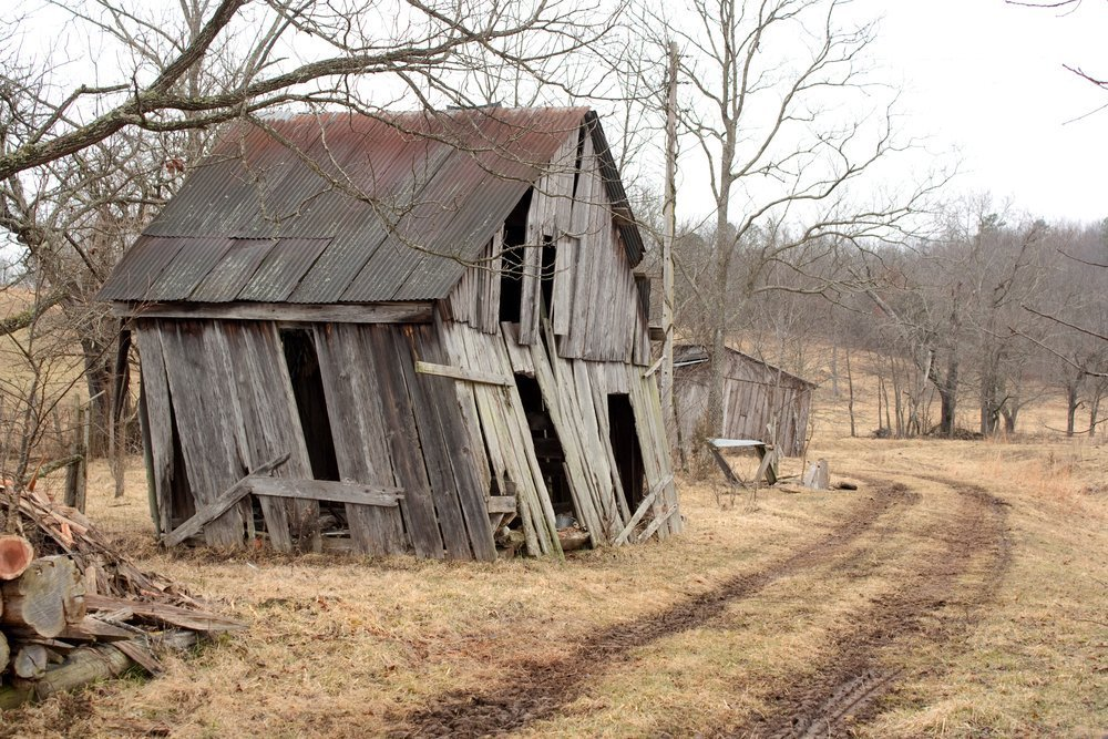 The shack he once called home | Shutterstock