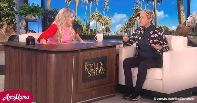 Kelly Clarkson to reportedly replace Ellen Degeneres on 'The Ellen Show'