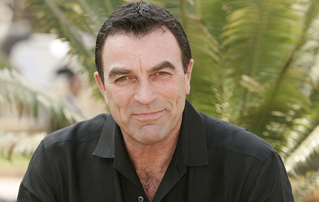 Tom Selleck poses for a photocall at the 44th Monte-Carlo Television Festival in Monte Carlo, Monaco on July 1, 2004 | Photo: Getty Images