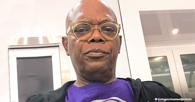 Samuel L Jackson Doesn't Care If Trump Supporters Hate Him : 'I'm Not Going to Lose Any Money'