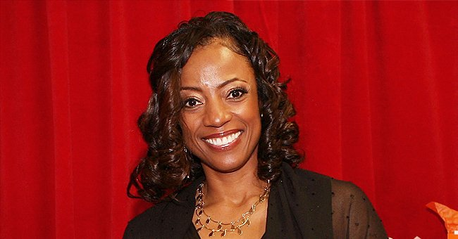 BernNadette Stanis Dances in Red Dress as She Celebrates 67th Birthday with Her 2 Daughters