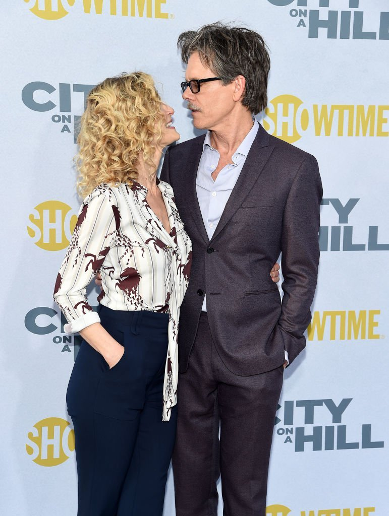 """Kyra Sedgwick and Kevin Bacon attend Showtime's """"City On A Hill"""" New York Premiere 