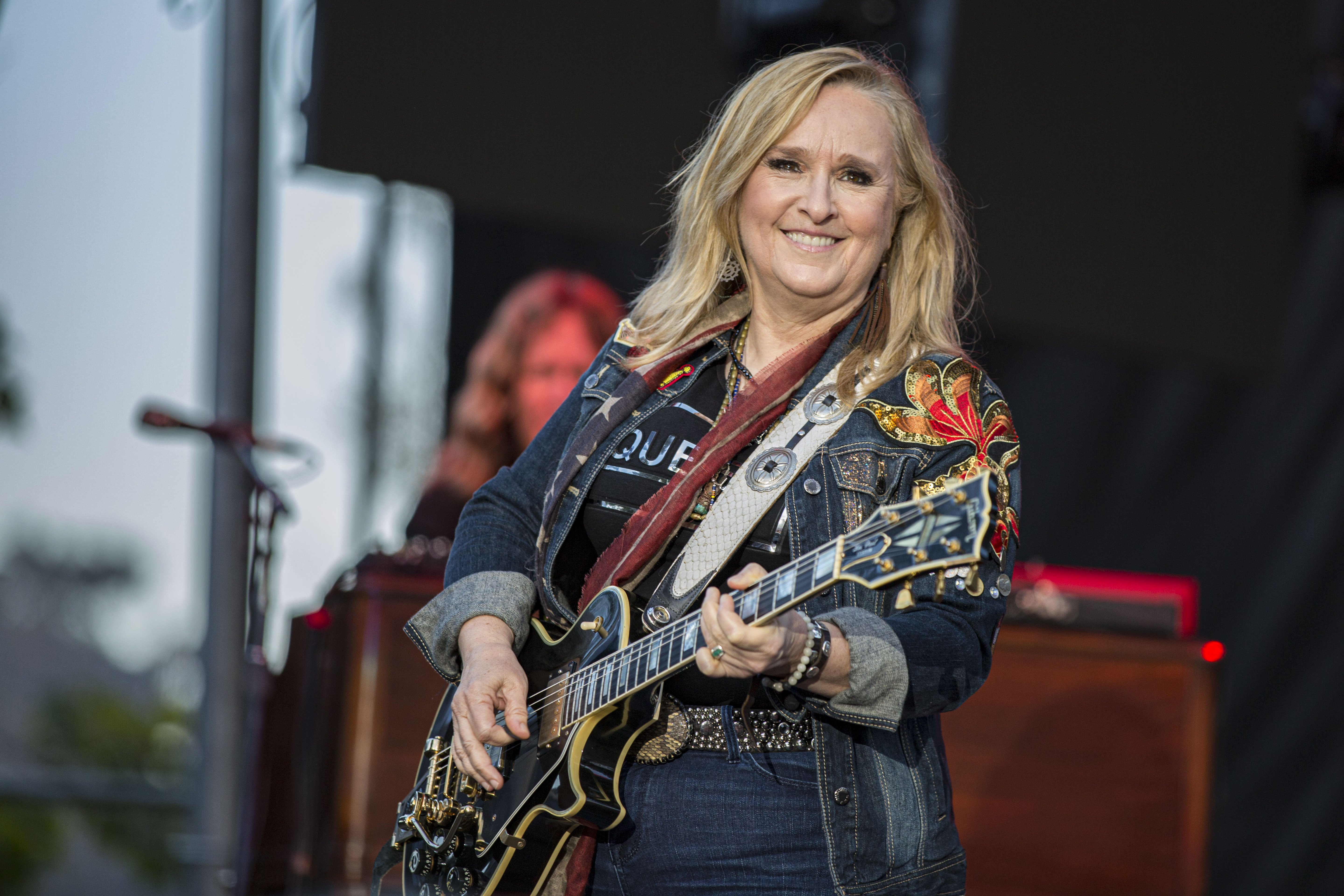 Melissa Etheridge performs on stage at San Diego Pride Festival 2019 on July 14, 2019 in San Diego, California. | Photo by Daniel Knighton/Getty Images
